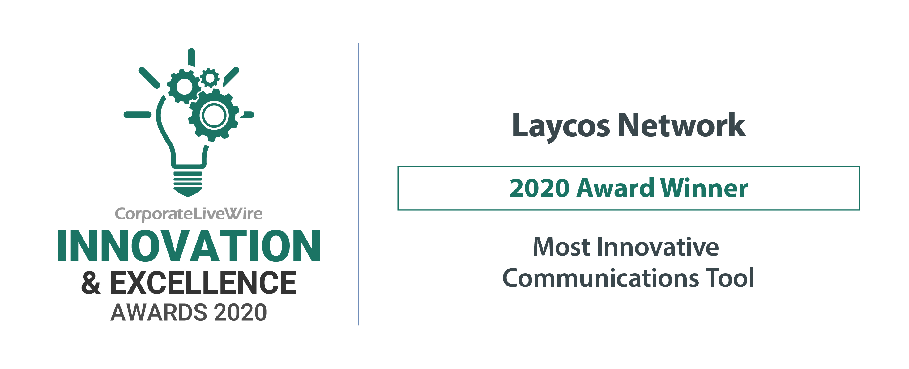 Most-Innovative-Communications-Tool-2020---Laycos